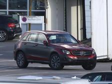 ����� Mercedes-Benz GLK �������� ������������� �����