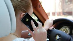 Штраф за разговоры по телефону за рулем будет чрезвычайно высоким