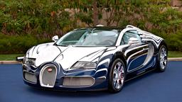 13-летний сын олигарха разогнал папин Bugatti свыше 300 км/ч