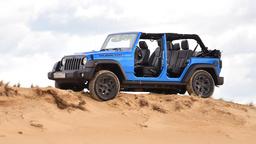 В сети появились фото интерьера нового Jeep