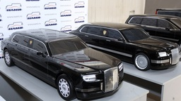 Российский лимузин для президента покажут на инаугурации
