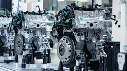 Vokswagen представил новейший компактный двигатель
