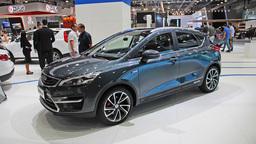Geely запускает новый высокотехнологичный автомобильный бренд