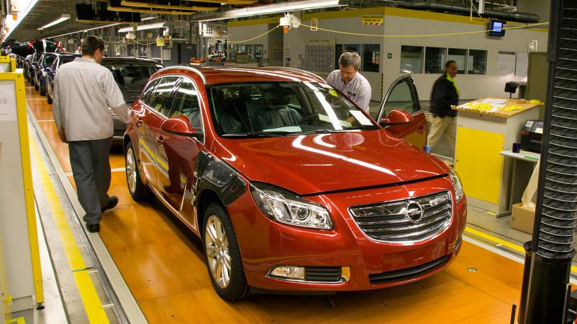 Концерн Peugeot-Citroen может купить компанию Opel