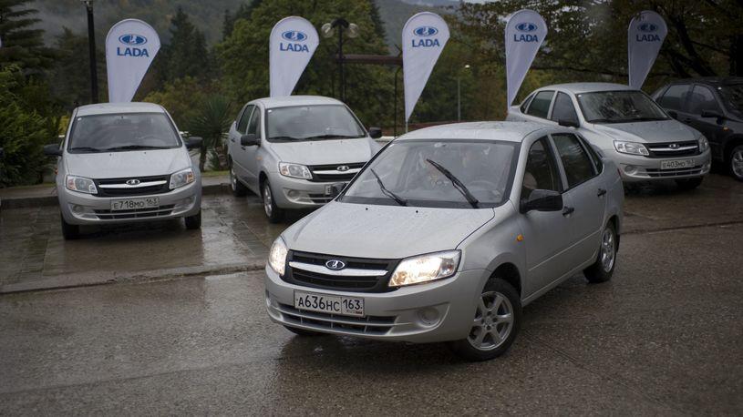 Продажи Lada Granta в Германии выросли более чем в два раза