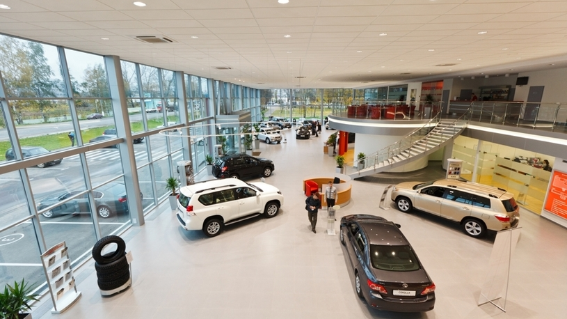 С начала года более половины машин продано по программе господдержки