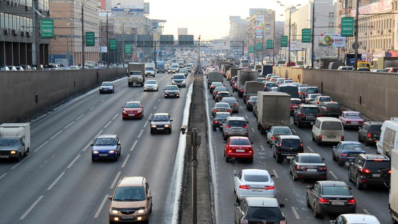 Скоростные ограничения в городах России могут ужесточить в 2017 году