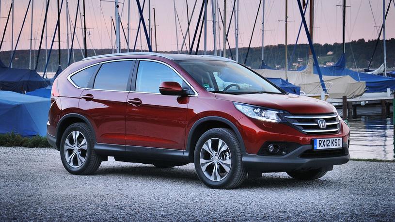 Ищем перемены в новой Honda CR-V