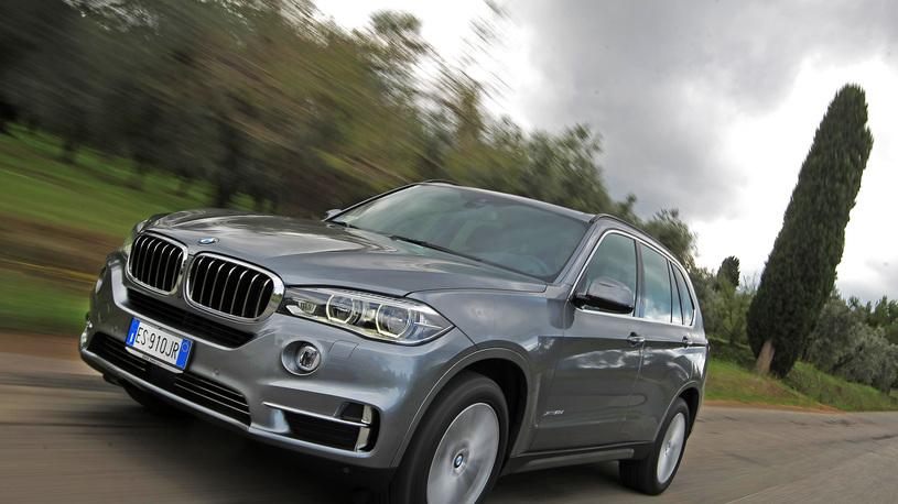 Тест-драйв нового BMW Х5: косметический ремонт по-баварски