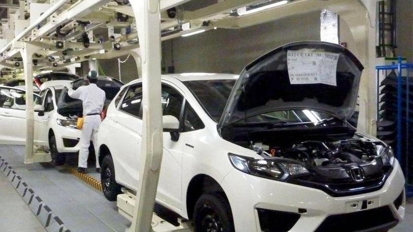 Компьютерный вирус остановил производство на заводе Honda