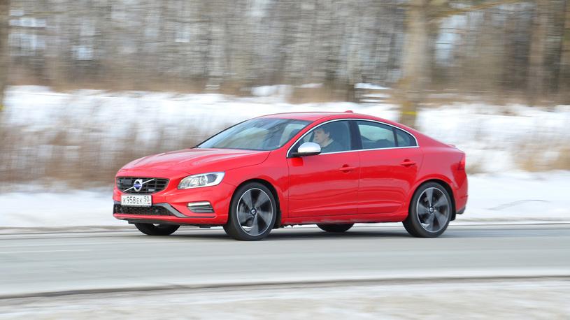 Уходящая натура: прощаемся с 6-цилиндровым Volvo S60