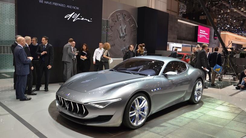 Названы сроки появления абсолютно нового Maserati GranTurismo