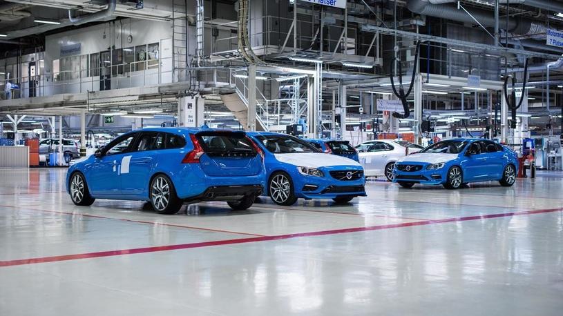 Volvo не захотела вешать свой логотип на электромобили придворного ателье