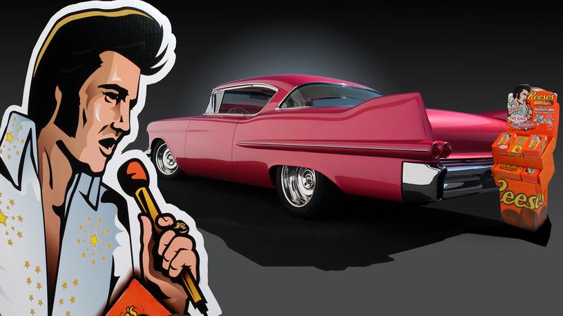 Хит-парад: Drive me tender - автомобили Элвиса Пресли