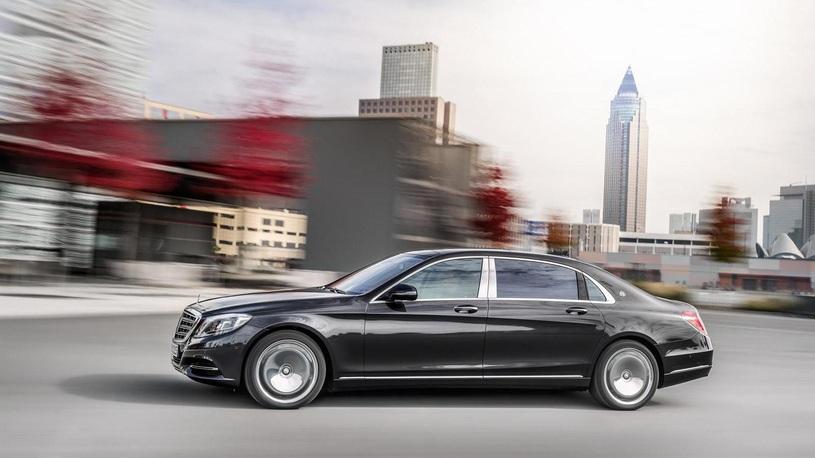 В России подскочили продажи роскошных автомобилей