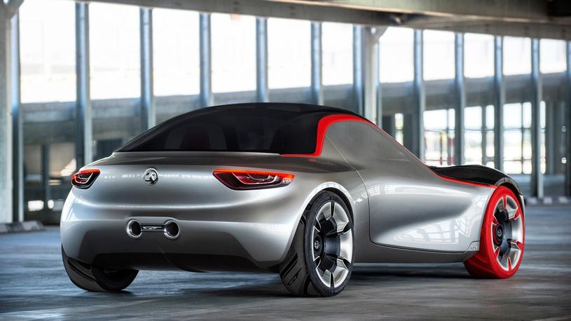 Opel представил прообраз своего нового спорткара