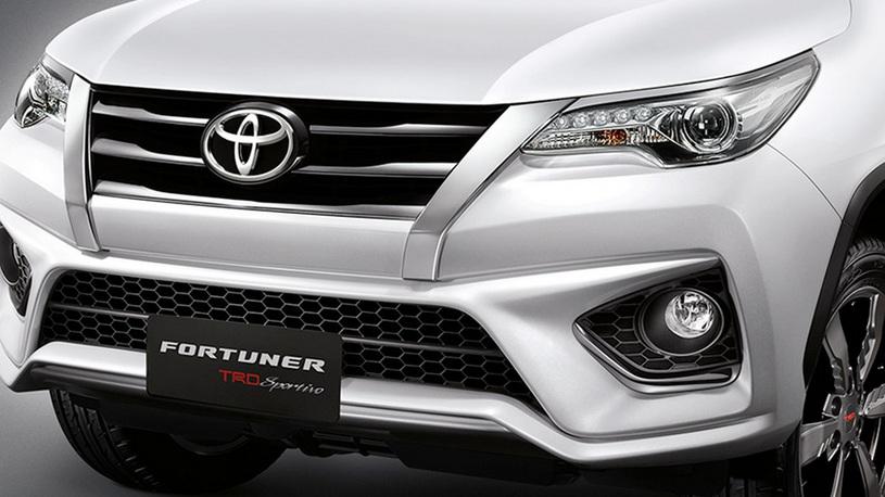 Toyota готовится представить в России новую модель