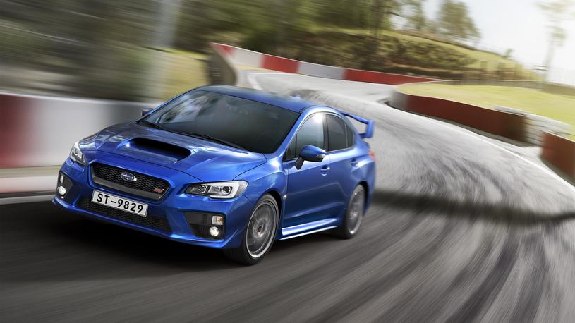Культовый спорткар Subaru подешевел больше чем на полмиллиона