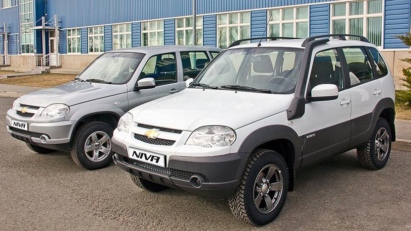 Chevrolet Niva выходит на рынок с новыми комплектациями