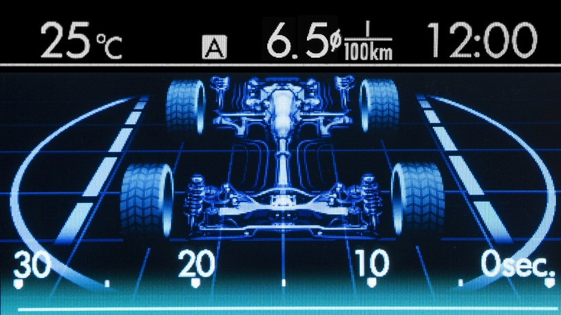 Subaru построит первый серийный электромобиль к 2021 году