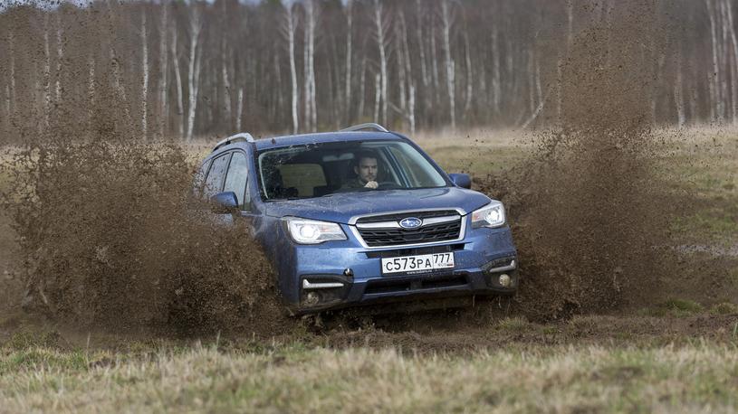 Тест-драйв обновленного Subaru Forester: проверка делом