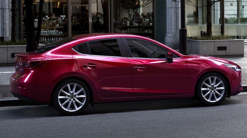 Mazda3 обновилась для японского рынка