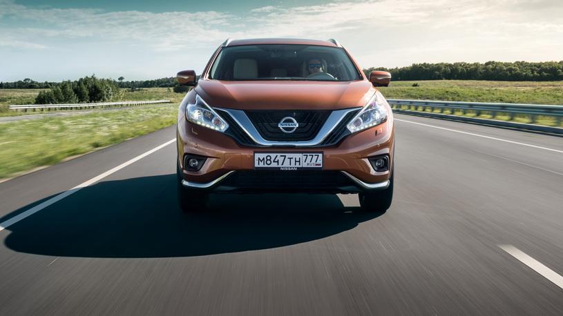 Тест-драйв нового Nissan Murano: первые впечатления