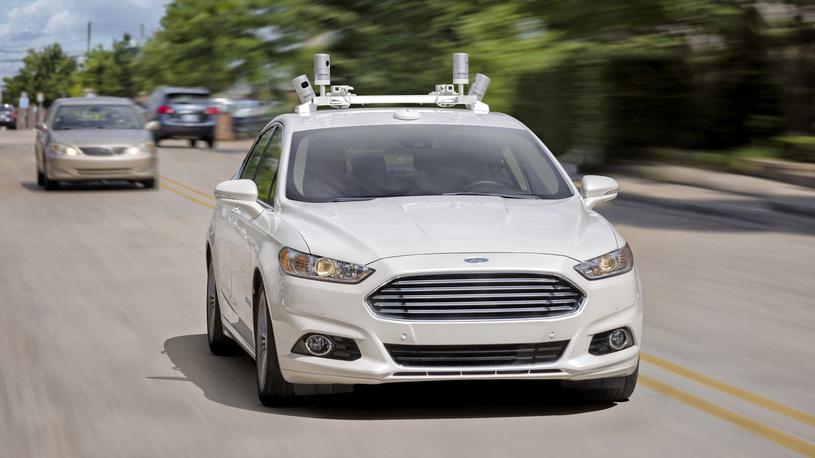 Ford даст покататься на беспилотных автомобилях всем желающим