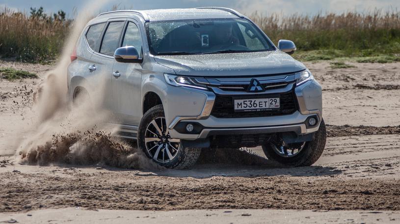 Тест-драйв Pajero Sport: все, что вы хотели знать о новом флагмане Mitsubishi