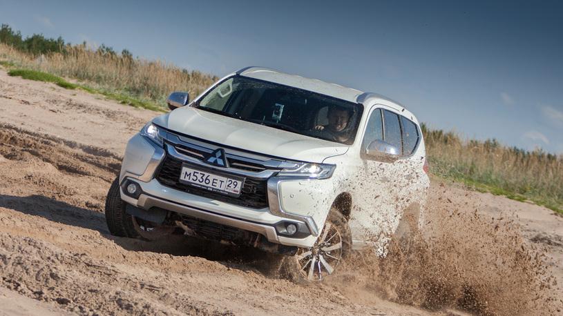 Дизельный Mitsubishi Pajero Sport приедет в Россию весной