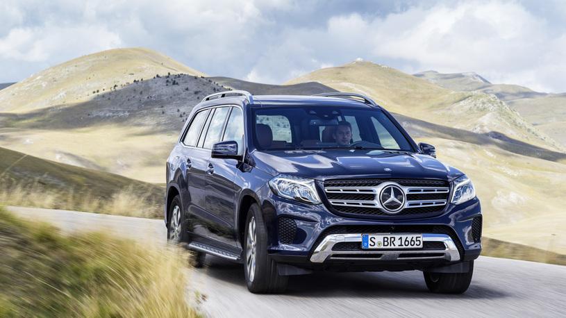 Посчитали-прослезились: ремонт пневмоподвески Mercedes-Benz GLS