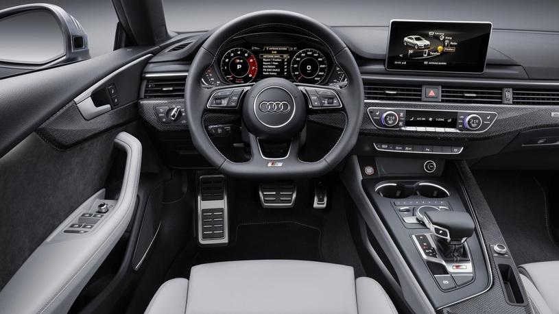 Новая Ауди A5 Sportback будет стоить от2,2млнруб.
