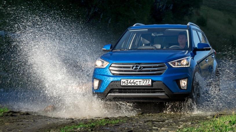 Тест-драйв Hyundai Creta: все, что вы хотели знать о новом корейском бестселлере