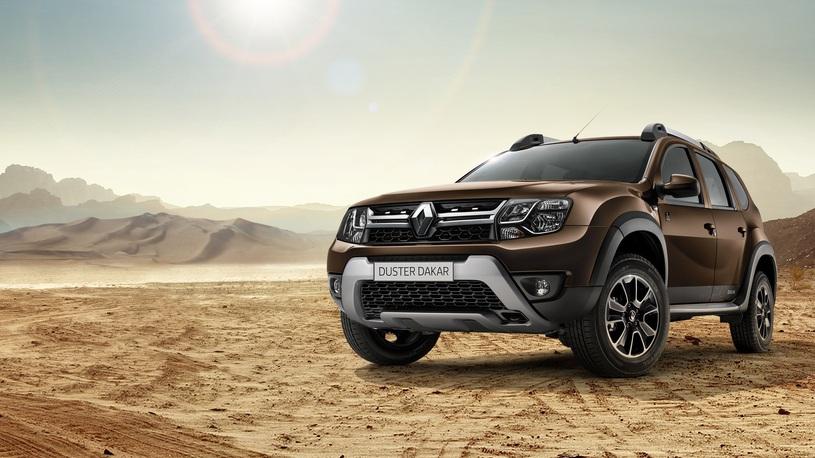 Российские Renault Duster начали экспортировать на Ближний Восток