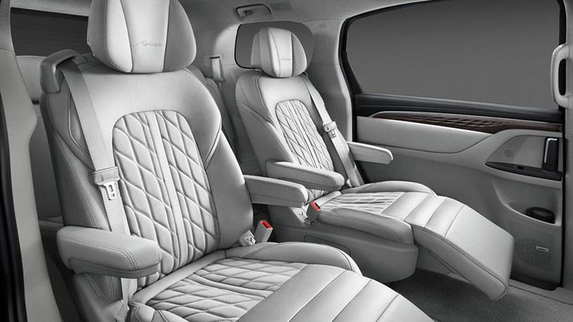 Первой моделью премиального бренда Avenir стал минивэн Buick GL8 обновленного поколения