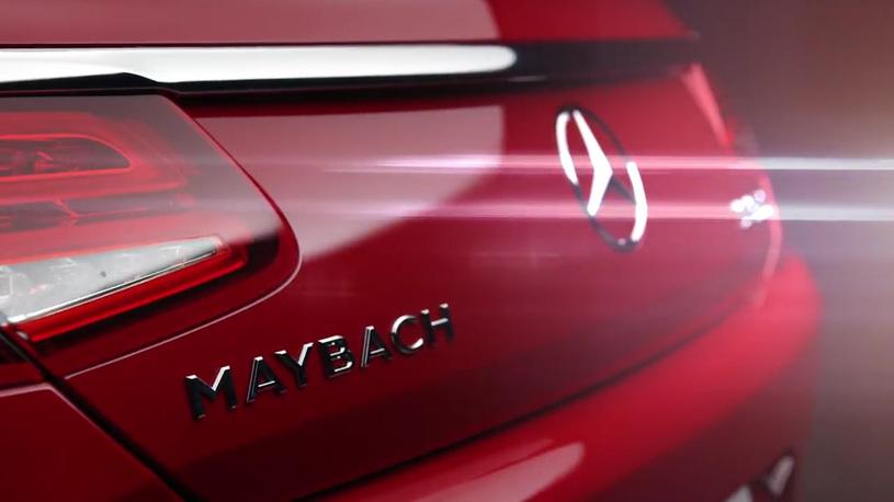 Maybach готовит к премьере суперроскошный S650 Cabriolet