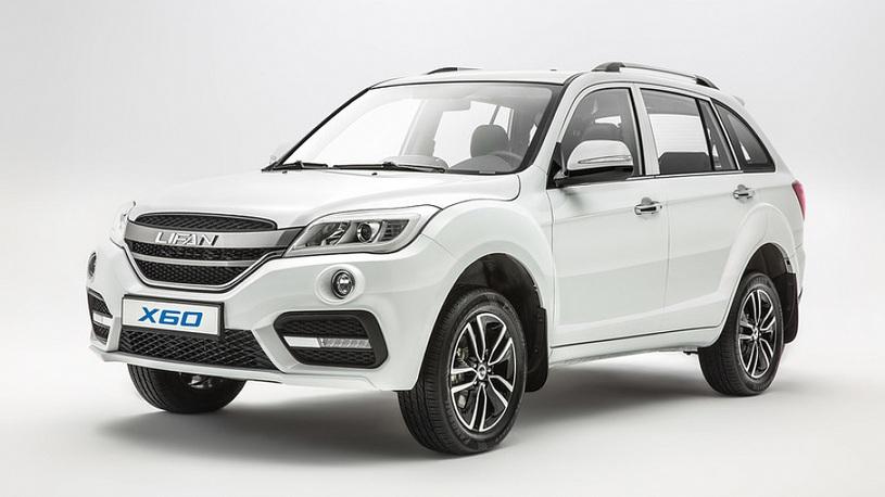 Назван самый популярный китайский автомобиль в России
