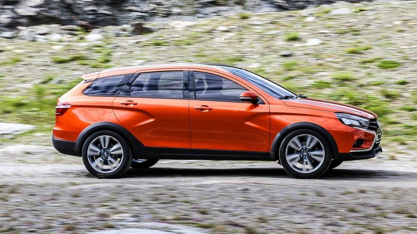 Волжский автомобильный завод планирует оснащать Лада Vesta 17-дюймовыми колесами