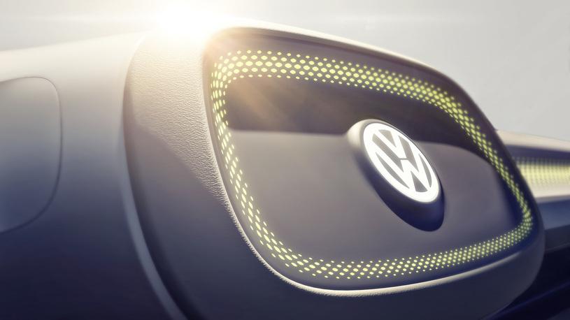 Электрический мини-вэн VW будет очень стильным и комфортным