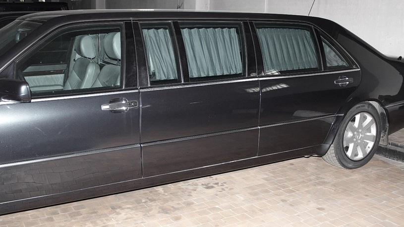 ВГермании реализуют «лимузин Путина» за1,3 млн. евро