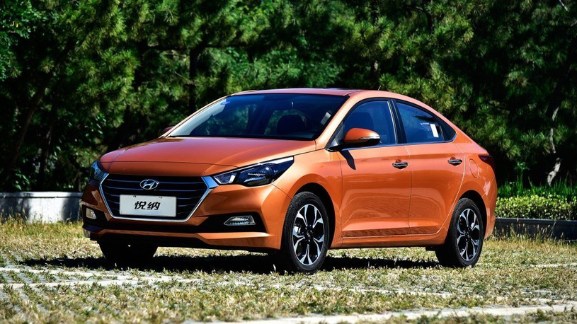 Новый Hyundai Solaris: свежие подробности