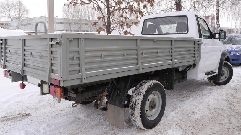 ВУльяновске сфотографировали новый грузовик УАЗ— соперника «ГАЗели»