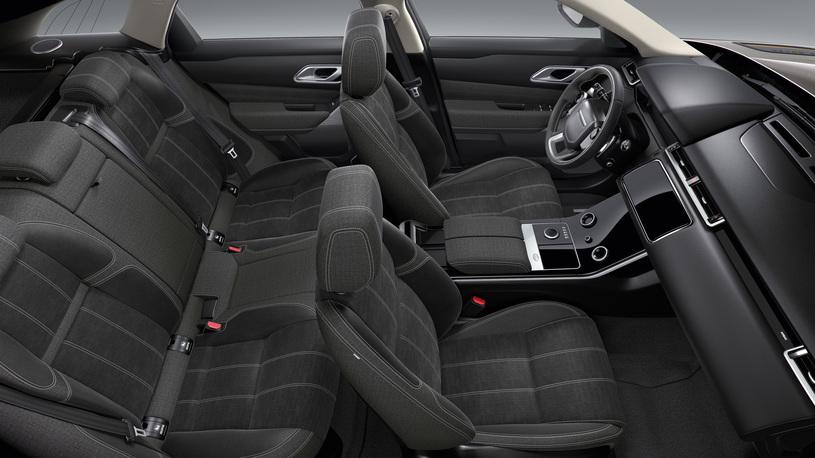 Range Rover Velar получит в РФ неменее мощнейший мотор