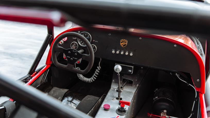В Российской Федерации создали собственный трековый спорткар Лотус Seven за1 млн руб.