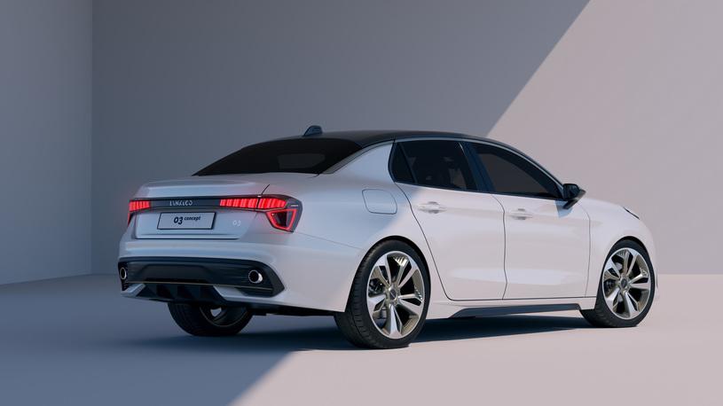 Премиальный бренд отGeely и Volvo представил свой первый седан