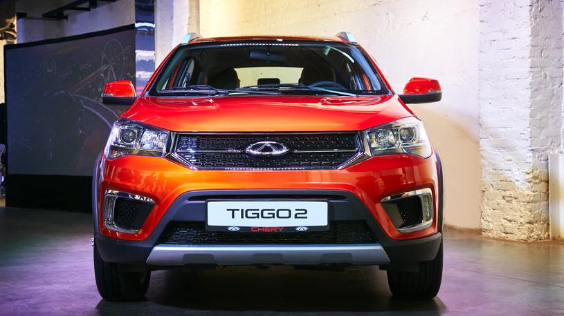 Китайский Чери  привёз в Российскую Федерацию  конкурента модели «Лада XRAY»
