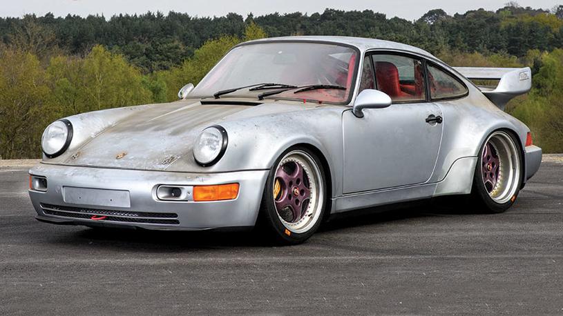 Porsche 911 RSR: не бит, не крашен, без пробега по Земле