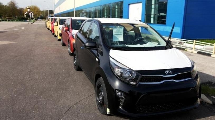 Калининградский «Автотор» приступил кпроизводству автомобиля Кия Picanto