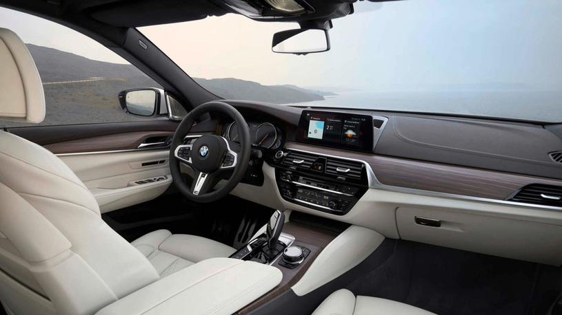 Новый БМВ 6-Series Gran Turismo уже можно заказать в РФ