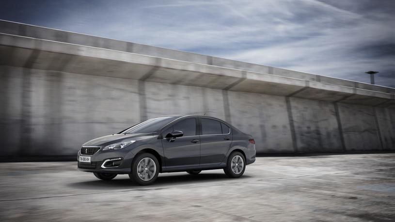 Улучшенный Peugeot (Пежо) 408: 950 тыс. без кондиционера
